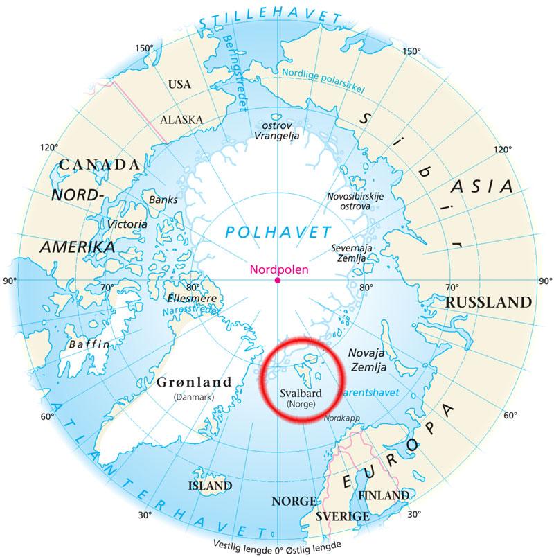 Svalbard Natos Svakeste Punkt Norges Forsvarsforening